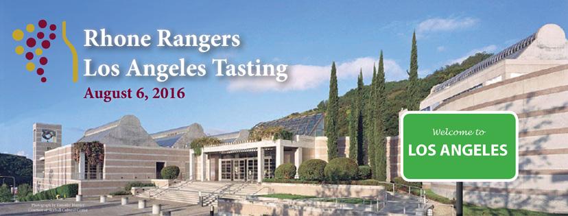 Rhone Rangers Los Angeles Tasting